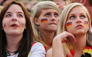 Немецкие женщины. женщины в германии. какие они?