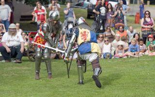 Средневековые фестивали и прочие интересные мероприятия