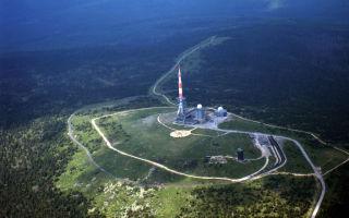 Гора брокен в германии: место, где собираются темные силы