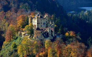 Замки германии. самые красивые и знаменитые замки.