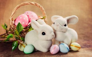 Пасха и зайцы