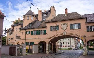 Город аугсбург. история и интересные места экскурсия.