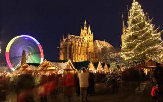 Предрождественская германия