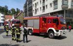 Пожарное дело в германии. пожарные в германии.