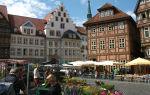 Город хильдесхайм. как возник этот немецкий город?