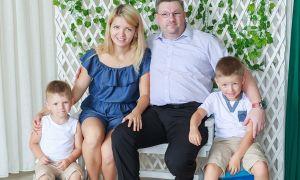 Семья в германии. для немцев семья важная часть жизни.