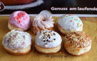 Немецкие пончики берлинеры. история происхождения, рецепт.
