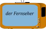 Телевизор по-немецки: как подобрать правильный слова