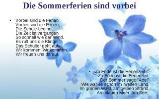 Летний лексикон. немецкий язык лета.