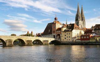 Город регенсбург. чем он примечателен? самые значимые места.
