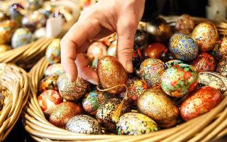 Пасха в германии основные традиции и обычаи.