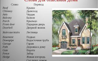 Дом на немецком языке. виды домов и квартир и полезные фразы.