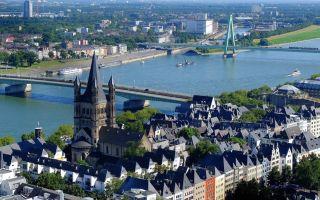 Почему стоит посетить город кёльн в германии